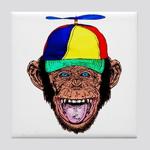 HYPNO CHIMP Tile Coaster