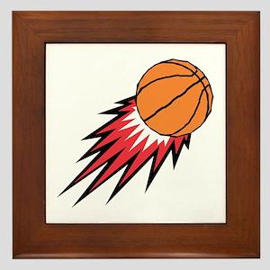 BASKETBALL *49* Framed Tile
