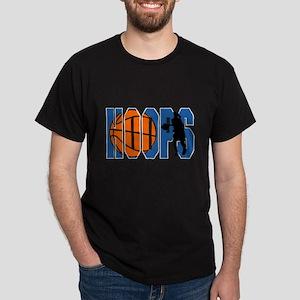 HOOPS *2* {blue} Dark T-Shirt