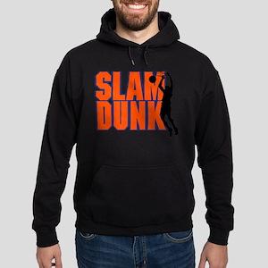 SLAM DUNK *2* {orange/blue} Hoodie (dark)