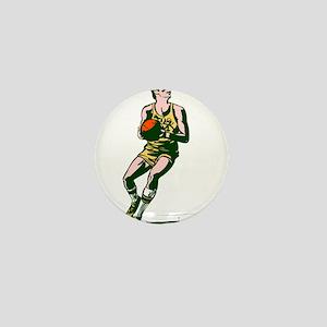 BASKETBALL *64* Mini Button