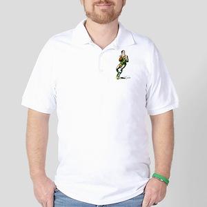 BASKETBALL *64* Golf Shirt