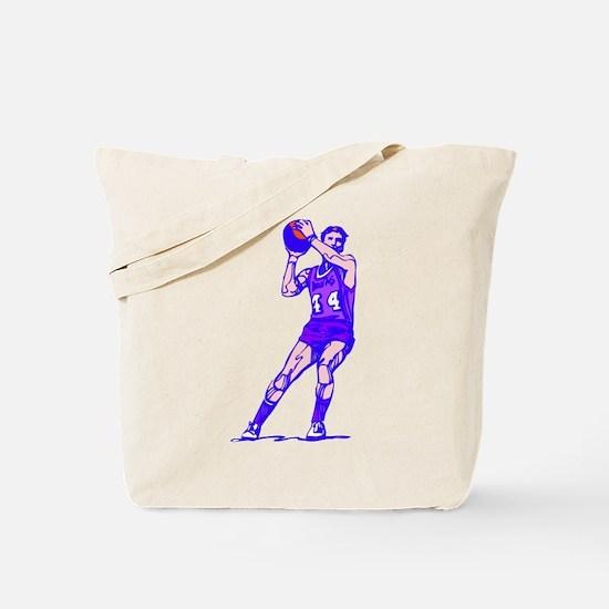 BASKETBALL *65* Tote Bag