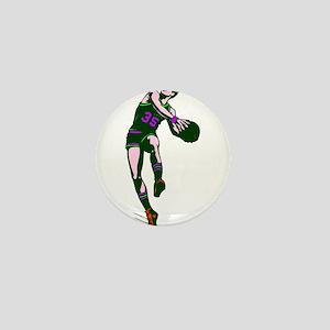 BASKETBALL *67* Mini Button