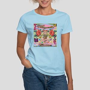 Women's Light T-Shirt with vibrant colors