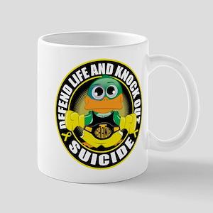 Knock Out Suicide Mug