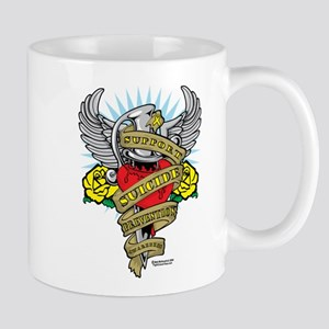 Suicide Prevention Dagger Mug