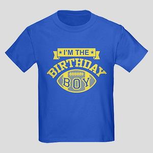 Im The Birthday Boy Kids Dark T Shirt