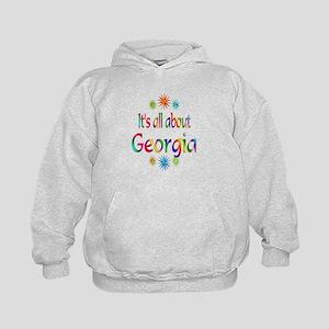 Georgia Kids Hoodie
