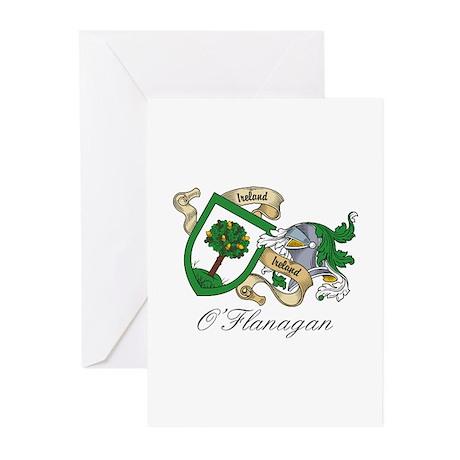 O'Flanagan Sept Greeting Cards (Pk of 10)