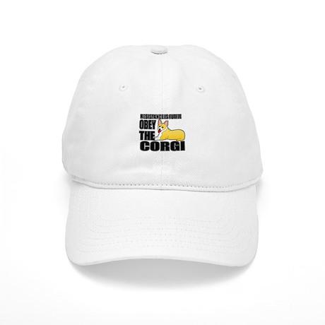 Corgi Baseball Cap by casperncaboodle 3c1b79e3d8f