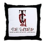 T3h G4m3r5 Throw Pillow