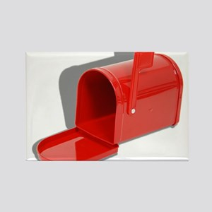 Mailbox Open Rectangle Magnet