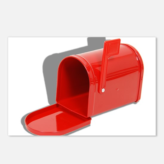 Mailbox Open Postcards (Package of 8)