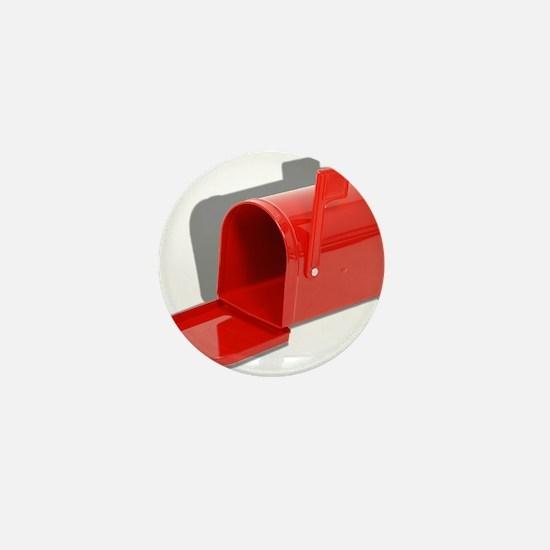 Mailbox Open Mini Button