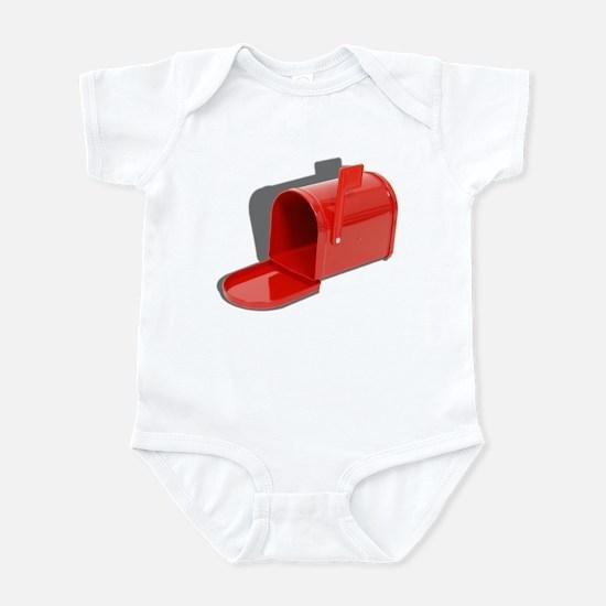 Mailbox Open Infant Bodysuit