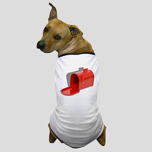 Mailbox Open Dog T-Shirt