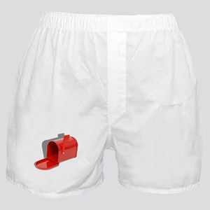 Mailbox Open Boxer Shorts