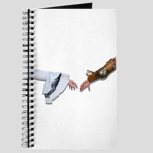Medieval Grasp Hands Journal