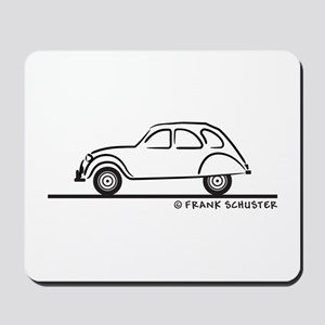 Citroen 2CV Mousepad