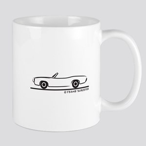 1969 Pontiac GTO Convertible Mug