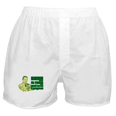 Good To Be A Gangster Boxer Shorts