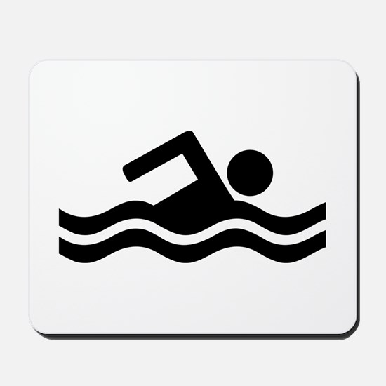 Swimming Mousepad