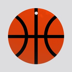 BASKETBALL *70* Ornament (Round)