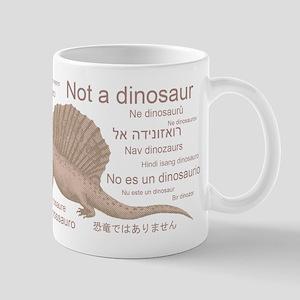 Edaphosaurus (not a dinosaur) Mug