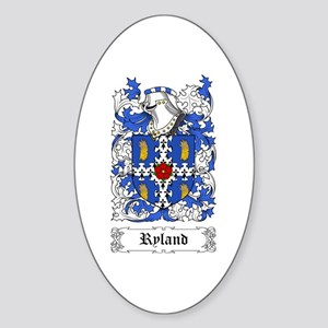 Ryland Sticker (Oval)