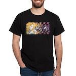 Alice & Cheshire (light) Dark T-Shirt