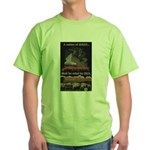 """Nation Of Sheep"" Green T-Shirt"