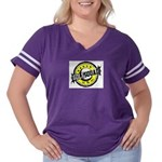 GOLFSQUAD2011 Women's Plus Size Football T-Shirt