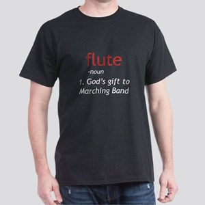 Flute Definition Dark T-Shirt