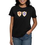 Zionist Crusader Women's Dark T-Shirt