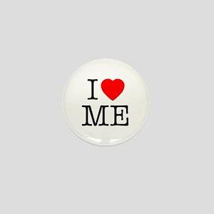 I Heart Me Mini Button