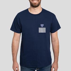USCG Auxiliary DCOS Dark T-Shirt