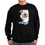 ILY Illinois Sweatshirt (dark)