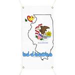 ILY Illinois Banner