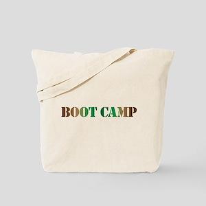Boot Camp Tote Bag