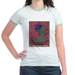 Super Ego Pastel Work Jr. Ringer T-shirt
