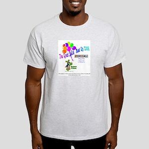 Grey Meet Up T-Shirt