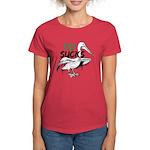Bp Sucks Women's Dark T-Shirt