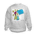 Romance Series  Kids Sweatshirt