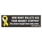 How many bullets has your magnet stopped?