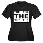 THE image white Plus Size T-Shirt