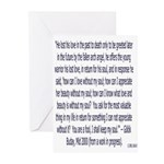 Philosophical Greeting Cards (Pk of 10)