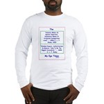 Long Sleeve T-Shirt - Quotable