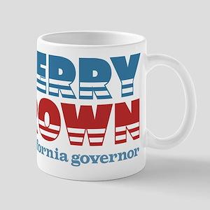 Brown for CA Governor Mug