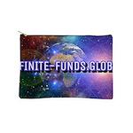 Infinite Funds Global Glow Makeup Bag